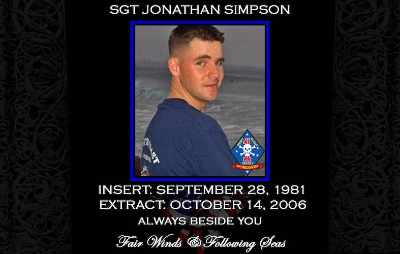 SIMPSON RIP