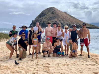 2nd Annual Recon Gold Star Family Retreat